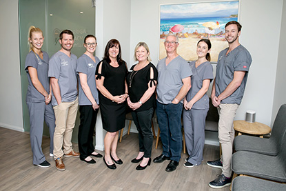 Terrigal Beach Dental Team
